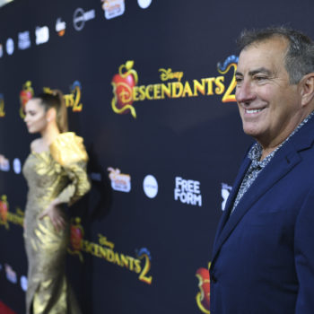 "We talked to Kenny Ortega about finding stars before they are stars, ""Gilmore Girls,"" and Disney magic"