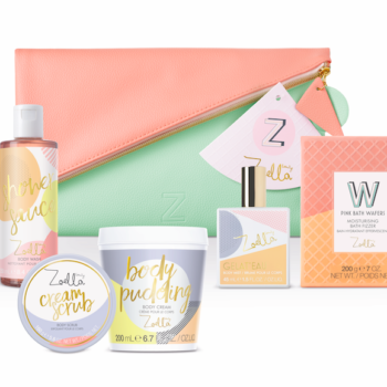 Zoella Beauty's new Jelly and Gelato collection is giving us a sweet tooth — in the best way