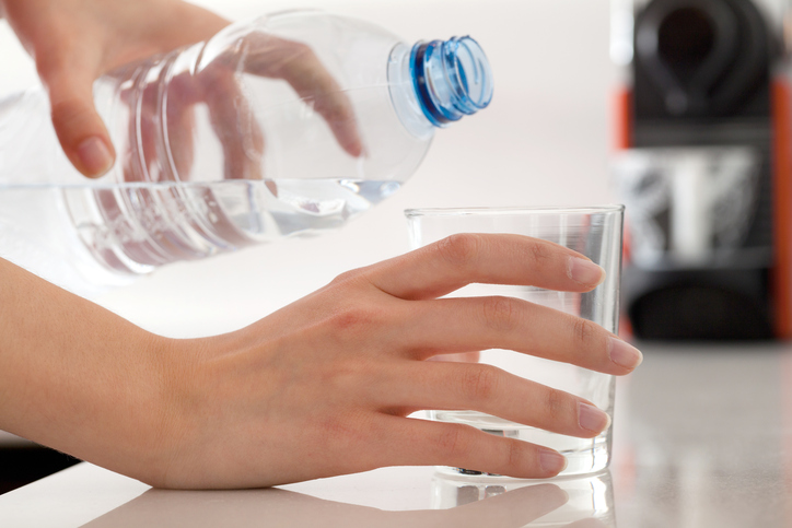 We finally know whether water actually goes bad or not