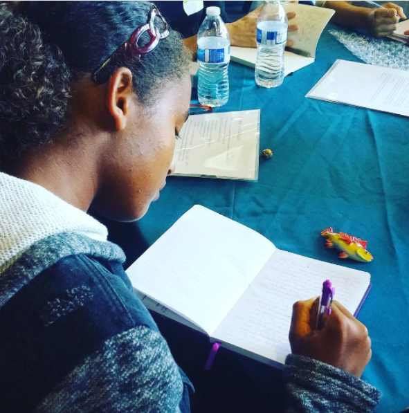 Working with young writers has shown me we have so much to learn from teen girls