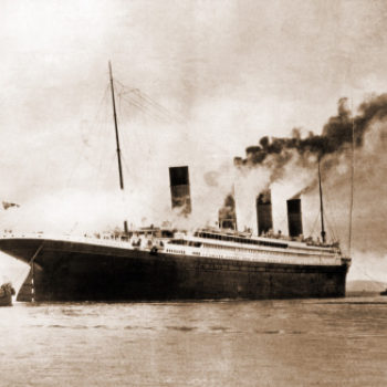 More than 5,000 artifacts from the Titanic are up for sale, and omg