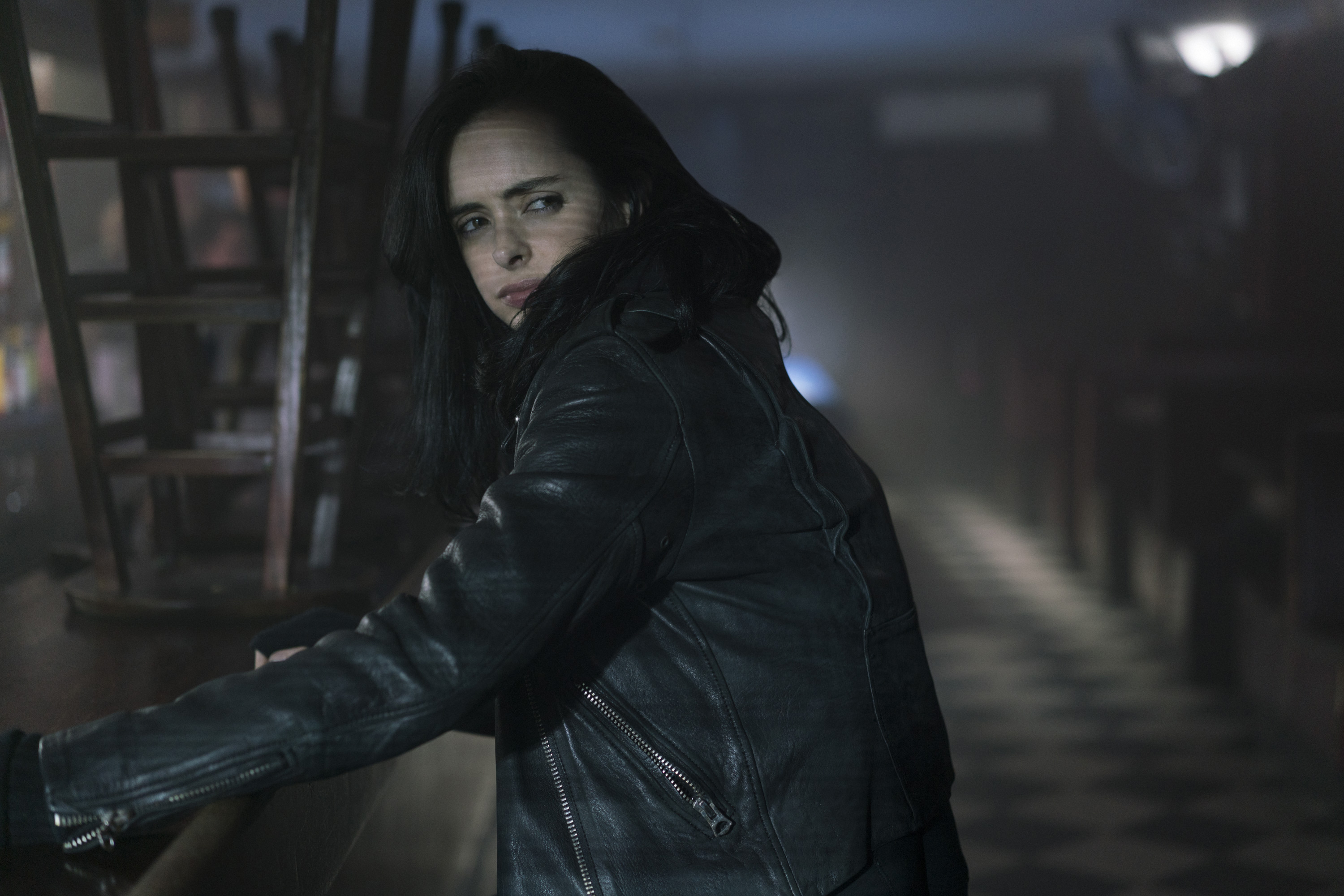 "Jessica Jones has sass for days in the latest trailer for ""The Defenders"""