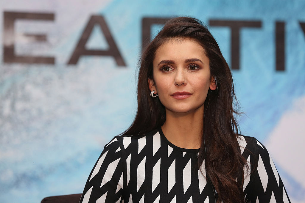 "Nina Dobrev has some great advice for her ""awkward"" younger self, and it's relevant at every age"