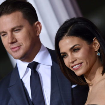 Channing and Jenna Dewan Tatum tried to vacation at a wilderness camp, but they couldn't last long without the internet