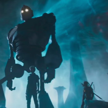 "The ""Ready Player One"" trailer is here, and it is jam-packed with *all* your favorite geeky things"