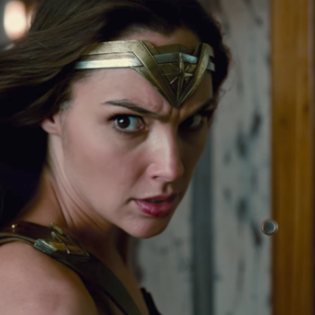 "The first trailer for ""Justice League"" is here, and it might as well be called ""Wonder Woman 1 1/2"""