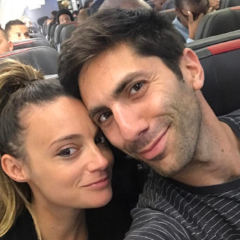 """Nev Schulman from """"Catfish"""" got married to Laura Perlongo, and they are the cutest couple"""
