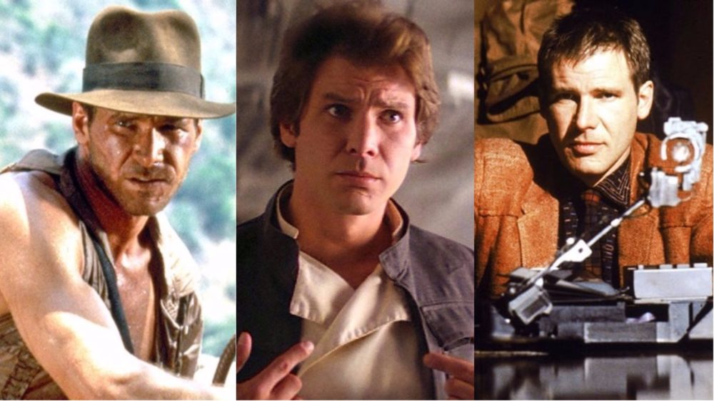 Why yes, it *is* Harrison Ford's life goal to reboot all his major franchises