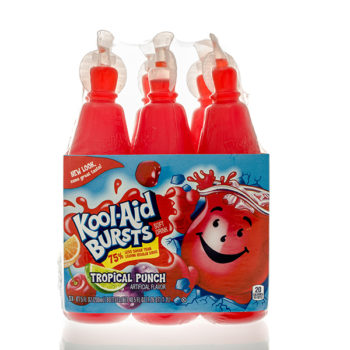 One Twitter user just discovered the most incredible design trick in the wax Kool-Aid bottles