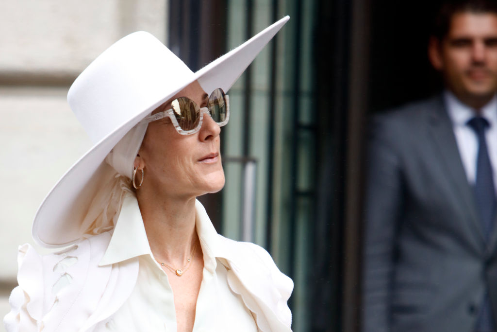 Céline Dion has *always* been a style icon -- here's proof from the '80s and '90s