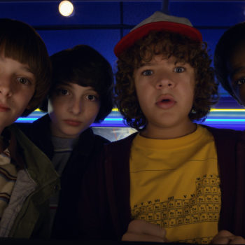 """Great news, """"Stranger Things"""" has already won *five* Emmys"""
