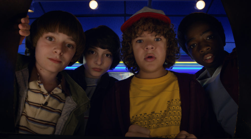 "It was *really* important to the ""Stranger Things"" creators that the kids curse"