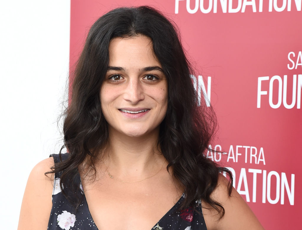 Jenny Slate has been wearing the most gorgeous patterned dresses recently, and she's all the style inspiration we'll ever need