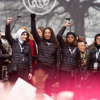The organizers of the Women's March are launching a new event called the Resistance Revival