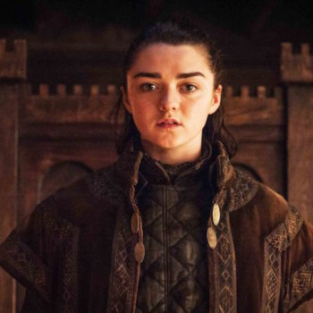 "One ""Game of Thrones"" fan thinks Arya is going to die, and their reasoning sounds scarily possible"