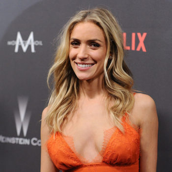 Kristin Cavallari got a new haircut right before a photoshoot, and she looks amazing