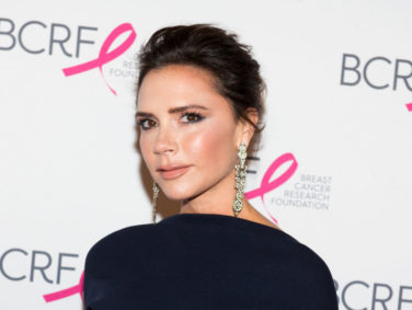 Victoria Beckham's daughter just realized that her mom used to be a pop star