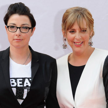 "Our favorite former ""Great British Bake Off"" hosts, Mel and Sue, have a new gig together"