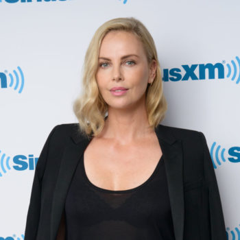 Charlize Theron spoke out about growing up with an alcoholic parent, and it's so important
