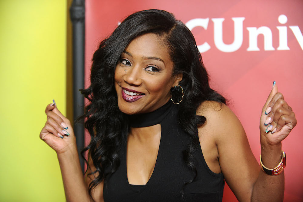 """If you haven't already seen Tiffany Haddish's """"Swamp Tour"""" story about Jada and Will, you need to watch it right now"""