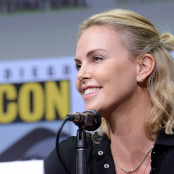 "Charlize Theron may want a role in the ""Wonder Woman"" sequel, and we're screaming YASS!"