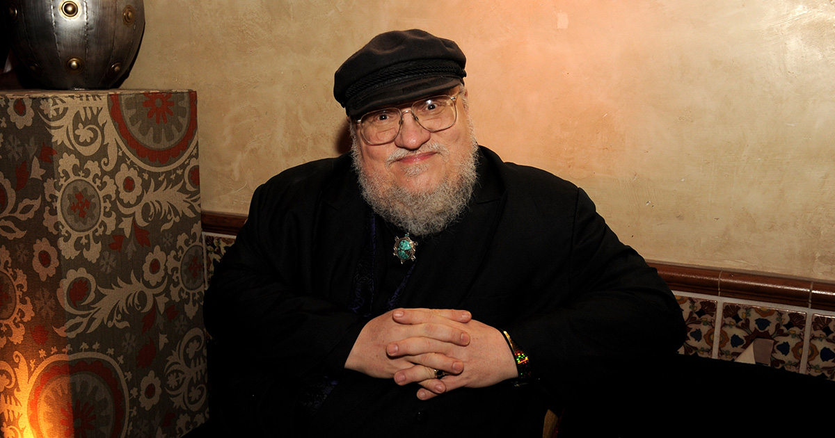 George R. R. Martin says there will be a new book set in Westeros released in 2018