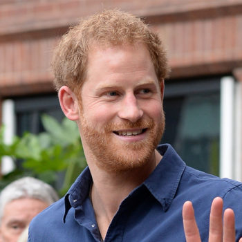 Elton John has praised Prince Harry, saying he inherited his mother's gift of kindness