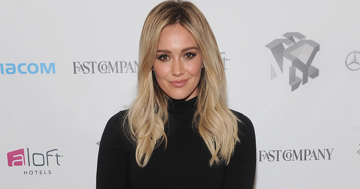 Hilary Duff had $100,000 worth of jewelry stolen from her home while she was on vacation