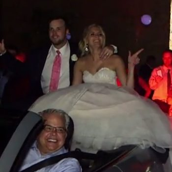 This bride and groom's epic wedding fail is taking over the internet