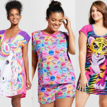 Time to make a pit stop at your local Target, because they're carrying Lisa Frank pajamas