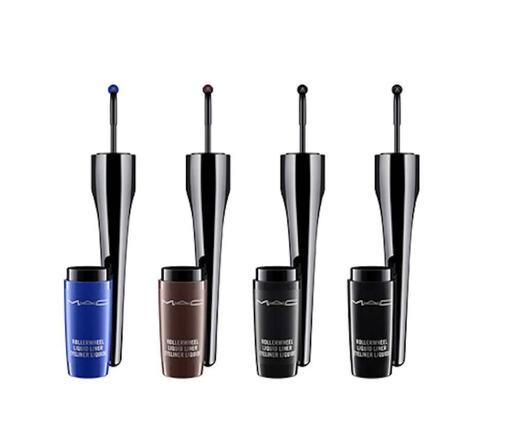 MAC's new Rollerwheel eyeliner will turn any cat-eye newbie into a connoisseur