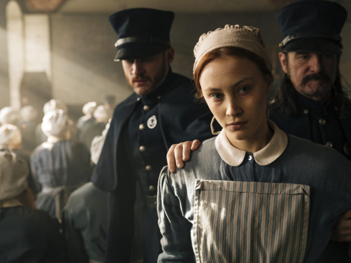 'Alias Grace' Trailer: Sarah Gadon Stars As Convicted Murderer Grace Marks
