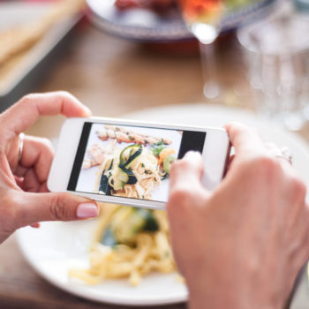 This new technology looks at food photos and tells you their ingredients, and this changes everything
