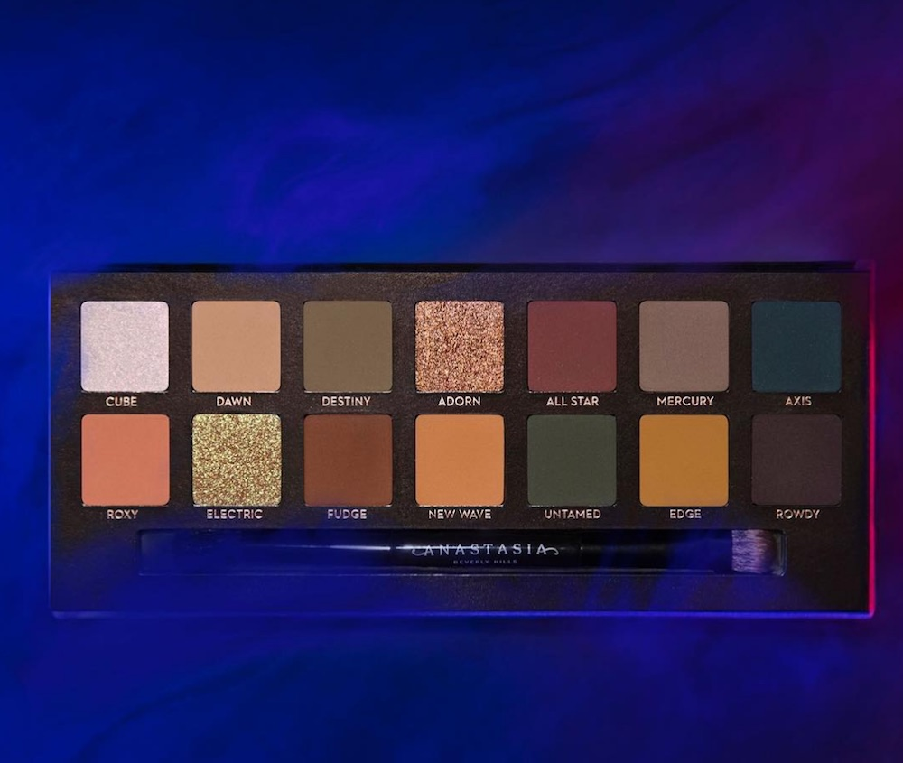 Anastasia Beverly Hills is dropping an eyeshadow palette inspired by their Instagram community