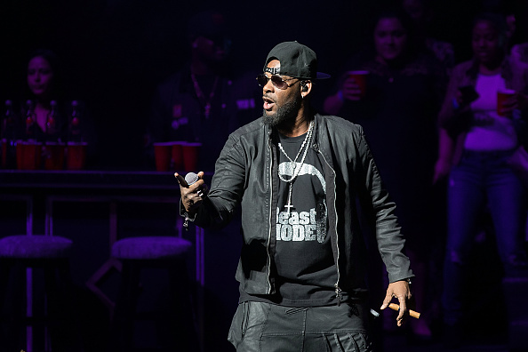 From R. Kelly to Tyga: How the entertainment industry is complicit in predatory behavior