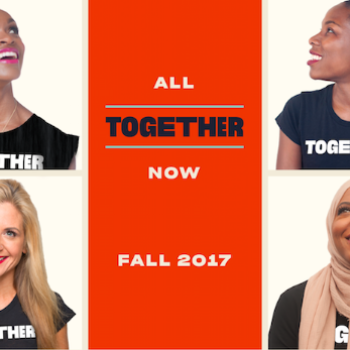 Together Live is an inspiring conference that unites diverse women through storytelling, and we need it now more than ever