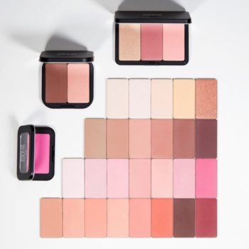 Make Up For Ever released a new collection that lets you customize your palettes