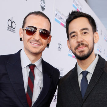 Linkin Park's Mike Shinoda shared a touching and powerful throwback of Chester Bennington, and our hearts are breaking