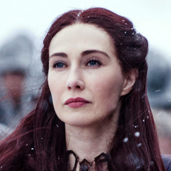 """Here's who the Red Woman in """"Game of Thrones,"""" Carice van Houten, thinks is the """"Prince Who Was Promised"""""""