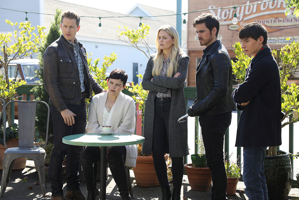 "The new setting for ""Once Upon a Time"" will be a city, and this will immediately prove difficult for Adult Henry"