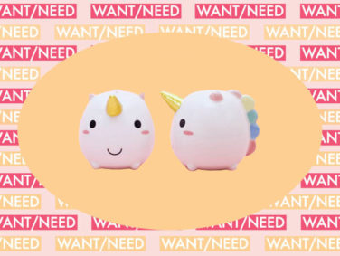 WANT/NEED: Unicorn salt & pepper shakers to season your steak with a dash of cuteness, and more stuff you want to buy