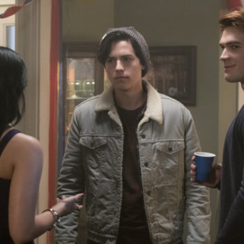 """Cole Sprouse has a very specific request for a Radiohead song on """"Riverdale"""""""