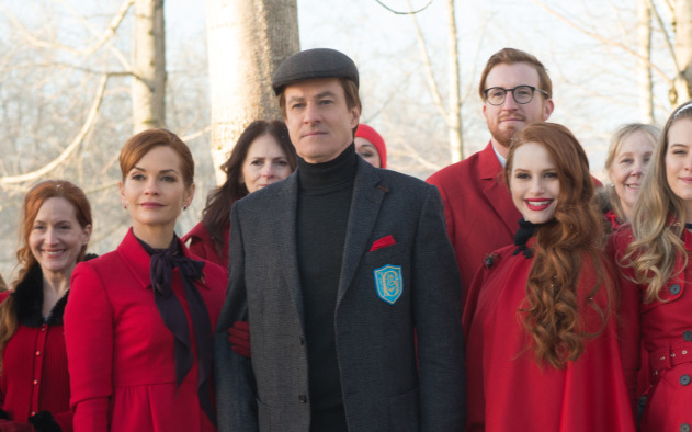 "Thanks to Twitter, ""Riverdale"" fans actually helped fix Clifford Blossom's whole wig situation"