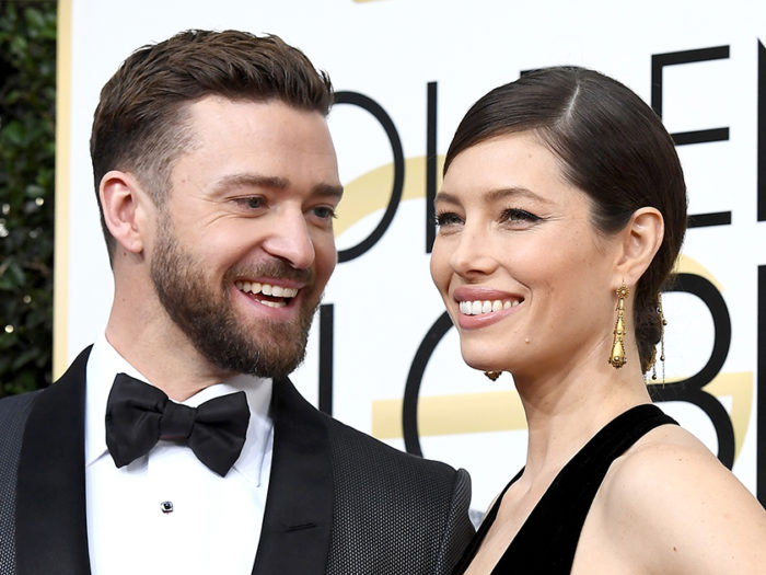 Jessica Biel feels Justin Timberlake and her son are alike