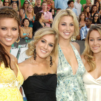 "Audrina Patridge is down for a ""The Hills"" reunion, because the rest is still unwritten"