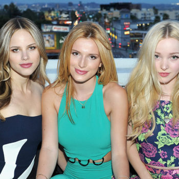 Bella Thorne is crushing hard on Dove Cameron, and it's actually too cute