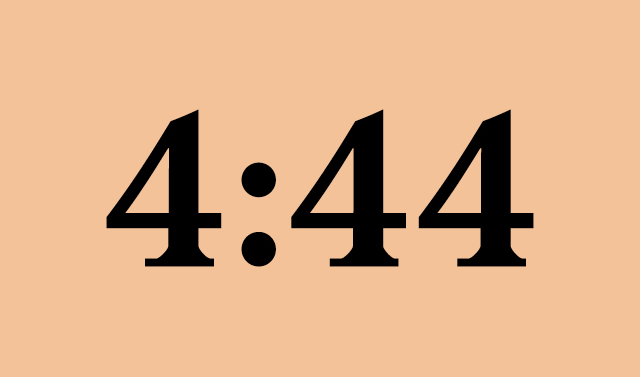 "A fan may have discovered something major about the meaning of Jay-Z's ""4:44,"" and Twitter is SHOOK"