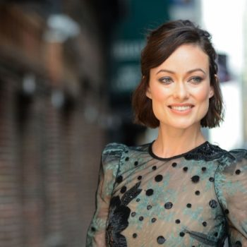 """Olivia Wilde gave Jennifer Lawrence the sweetest gift after she got sick during """"1984"""""""
