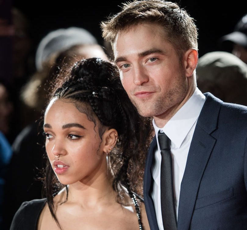 Robert Pattinson and FKA Twigs are hesitant to go public with their engagement for the saddest reason