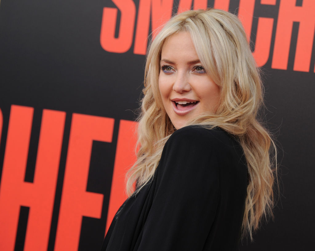 Kate Hudson shaved her head, and you've got to see her new buzz cut